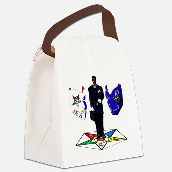 masonoes Canvas Lunch Bag