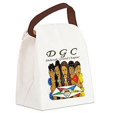 DEBORAH GRAND CHAPTER 2 Canvas Lunch Bag