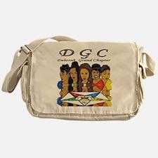 DEBORAH GRAND CHAPTER Messenger Bag