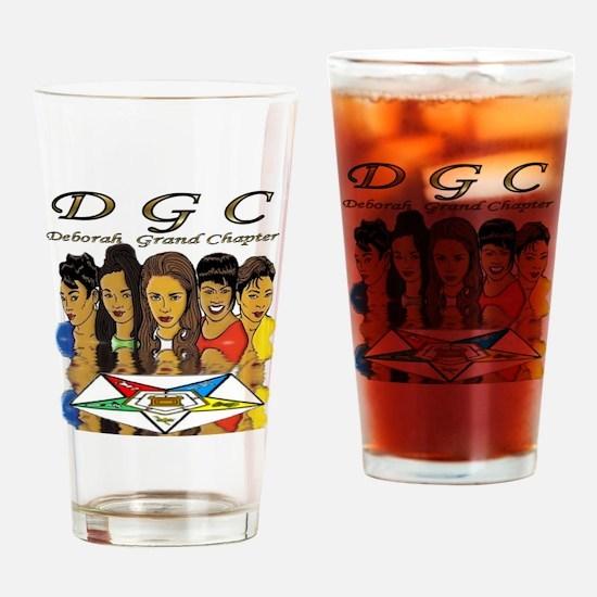 DEBORAH GRAND CHAPTER Drinking Glass