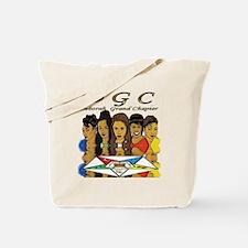 DEBORAH GRAND CHAPTER Tote Bag