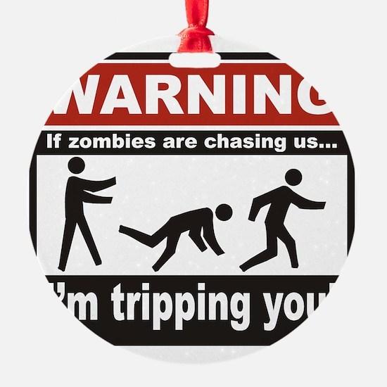 Zombie Trip Ornament