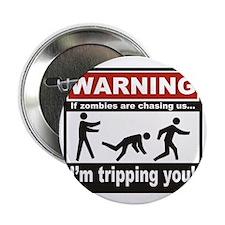 "Zombie Trip 2.25"" Button"