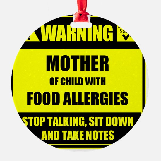 WARNING- MOTHER! Ornament