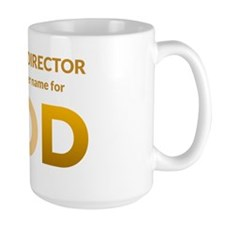 Creative Director is another name for G Ceramic Mugs