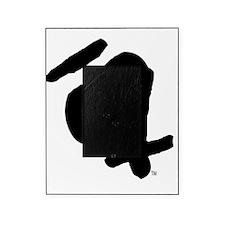 IQ logo v3 wihte Picture Frame