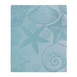 Beach themed Fleece Blankets