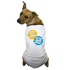 Jumper Cables Dog T-Shirt