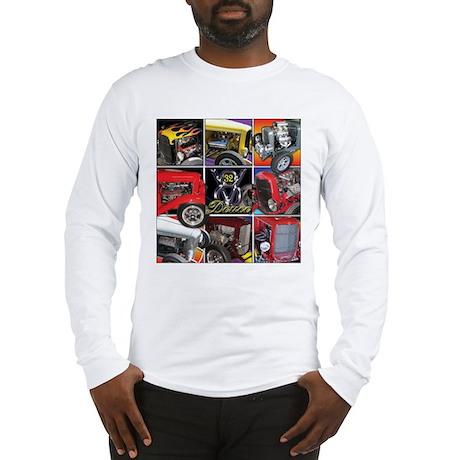 Deuce Engines Long Sleeve T-Shirt
