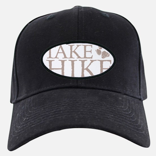 Hiking with Dogs Baseball Hat