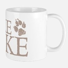 Hiking with Dogs Mug