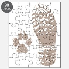 Take a hike Boot n Paw Puzzle