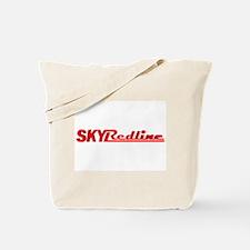 SKYREDLINE STYLIZED Tote Bag