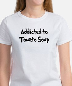 Addicted to Tomato Soup Tee