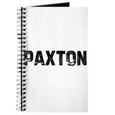 Paxton Journal