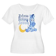Blue Zebras i T-Shirt