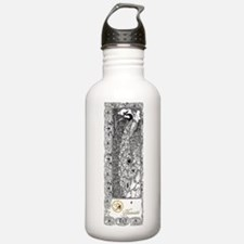 Yoga Gaiam AN BW Pe... Water Bottle