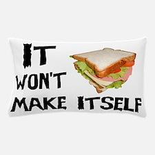 Make me a Sandwich Pillow Case