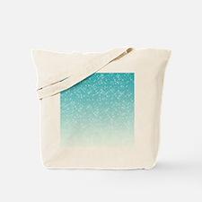 Sparkling Aqua Sea Tote Bag