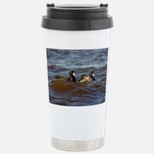 American Coots Stainless Steel Travel Mug