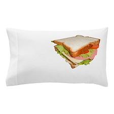 Make Me My Sandwich Pillow Case
