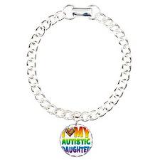 I Love My Autistic Daugh Bracelet