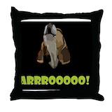 Beagle Throw Pillows