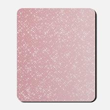 Pink Sparkles Mousepad