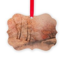 Tree With Red 1 Ornament