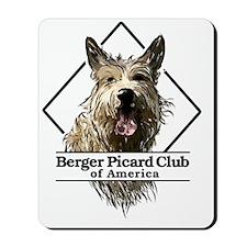 Berger Picard Diamond Mousepad