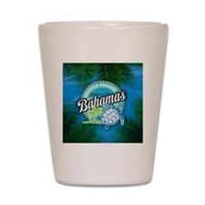 Discover Paradise in Bahamas Shot Glass