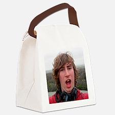 Elliott Klein Shower Curtain Canvas Lunch Bag