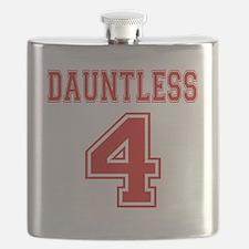 Dauntless 4 Tobias Jersey Flask