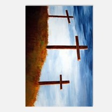 3cross Postcards (Package of 8)