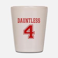 Dauntless 4 Tobias Jersey Shot Glass