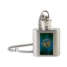 Discover Paradise Costa Rica iPhone Flask Necklace