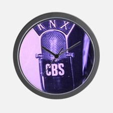 KNX Radio Wall Clock
