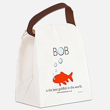Bob Canvas Lunch Bag
