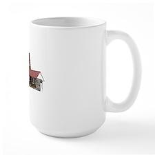 Ising Barn Mug