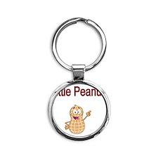 Little Peanut Round Keychain