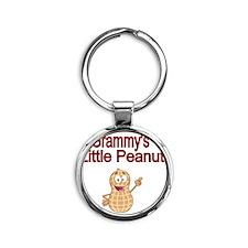 Grammys  Little Peanut Round Keychain