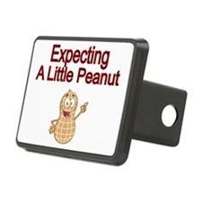 Expecting a little Peanut Hitch Cover