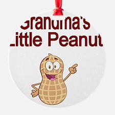 Grandmas Little Peanut Ornament