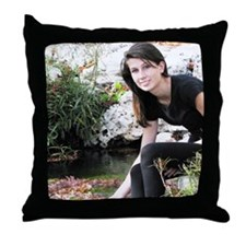 kayleigh Throw Pillow