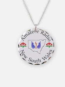 Amateur Radio NSW Logo Necklace
