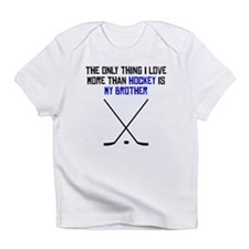 Hockey Brother Infant T-Shirt