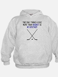 Hockey Brother Hoodie