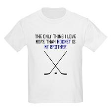 Hockey Brother T-Shirt