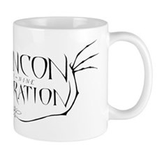 Light T Shirt Conjuration Logo Mug