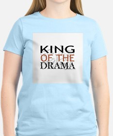 """""""King of the Drama"""" T-Shirt"""